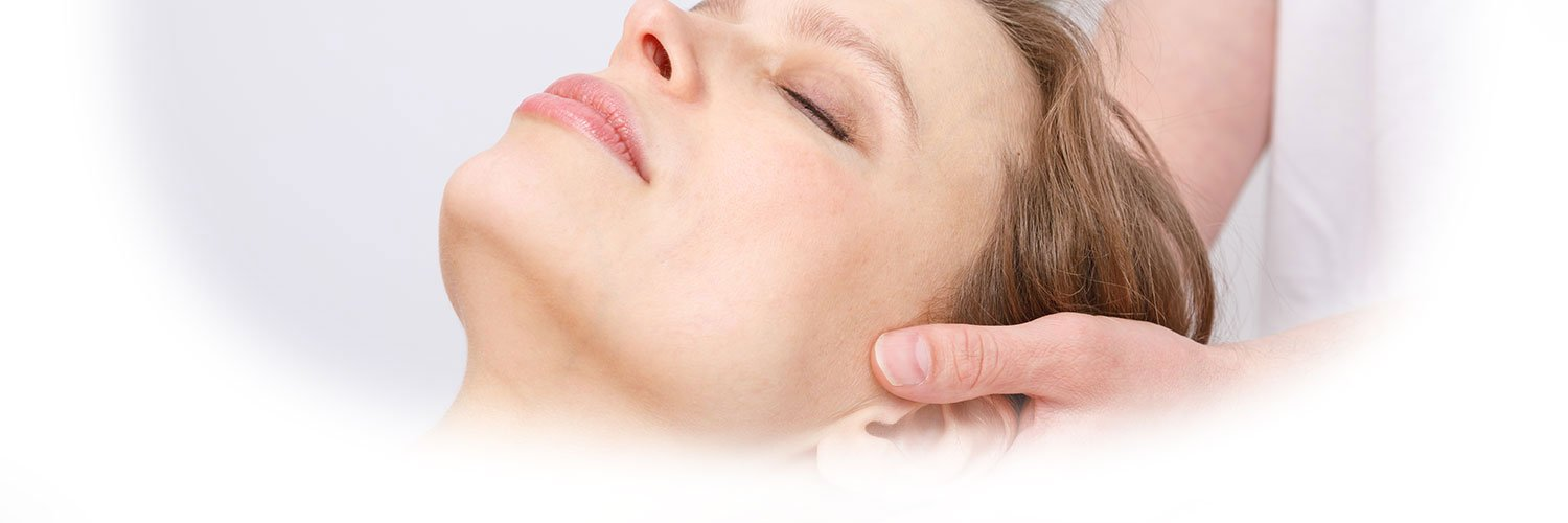 Cranial Osteopathy - header image