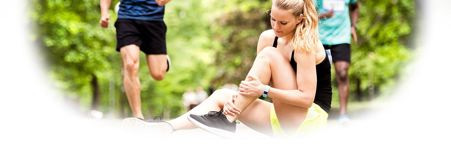 Sports Injuries Osteopathy - header image
